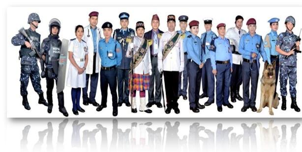 nepal police survey